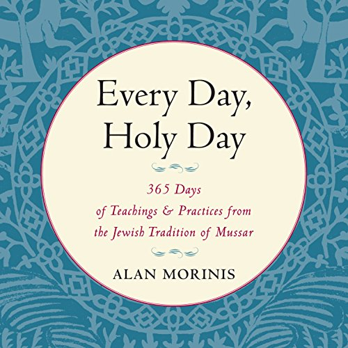 Every Day, Holy Day audiobook cover art