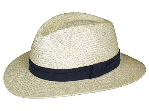 Mayser Gero Chapeau de Paille - Beige - 55