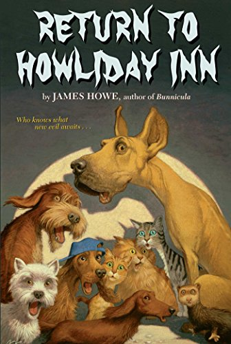 Return to Howliday Inn (Bunnicula and Friends Book 5) (English Edition)