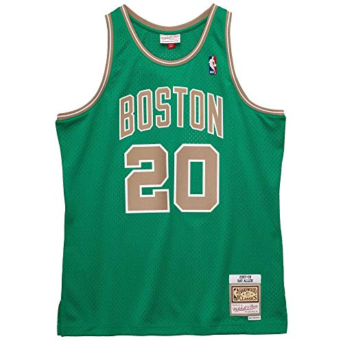 Swingman Ray Allen Boston Celtics 2007-08 Mesh Jersey - S