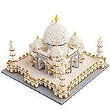 YYDE Juguetes de ensamblaje, Modelo Taj Mahal Bloques de construcción atómicos, Juguetes de ingeniería Creativa, Juguetes de construcción, Juguetes de Regalo para Juguetes para niños