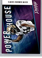 2019 Prestige Power House Football #6 Alvin Kamara New Orleans Saints Official NFL Trading Card From Panini America
