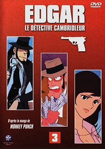 Edgar, Le Détective Cambrioleur, Vol. 3