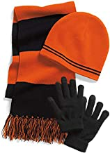 Best orange hat and scarf set Reviews