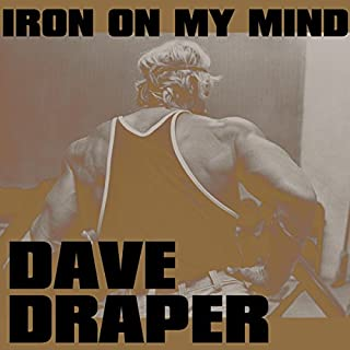 Iron on My Mind audiobook cover art