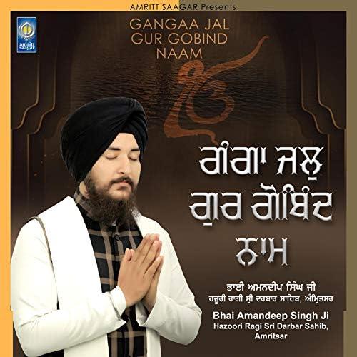 Bhai Amandeep Singh Ji Hazoori Ragi Sri Darbar Sahib Amritsar