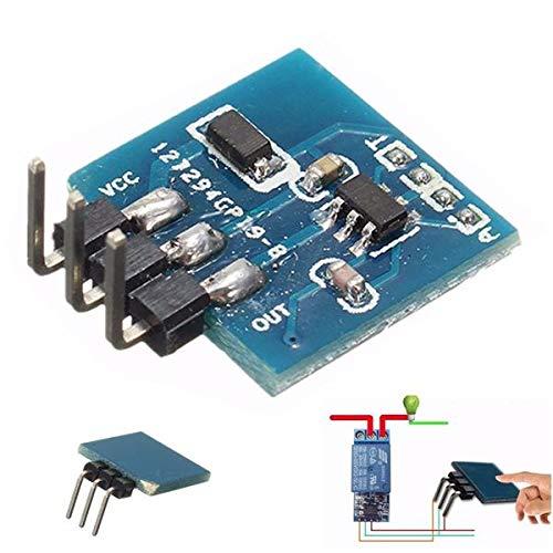 Altro modulo board 10 pz TTP223B Sensore Touch Touch Touch Touch Touch Modulo Interruttore Capacitivo Per