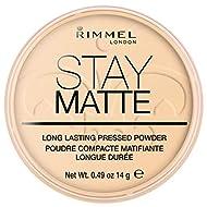 Rimmel Stay Matte Pressed Powder, 14 g