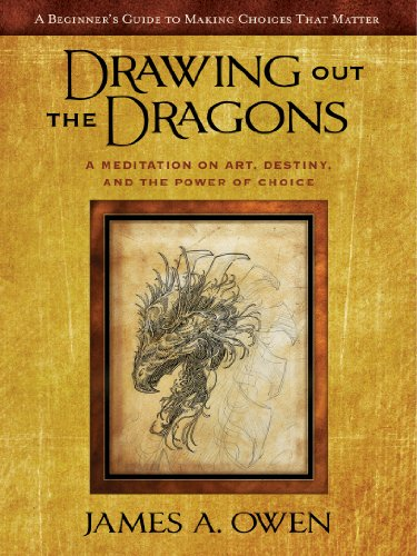 Drawing Out the Dragons: A Meditation on Art, Destiny, and the Power of Choice (The Meditations)