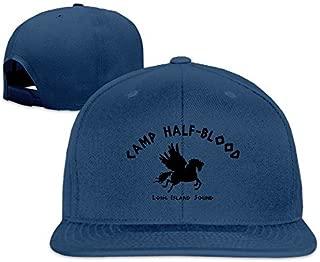 Rapper Men's Camp Half-Blood Long Island Sound Punk Cap Winter Snapback Hat