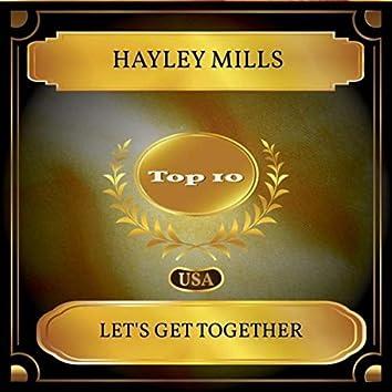 Let's Get Together (Billboard Hot 100 - No. 08)