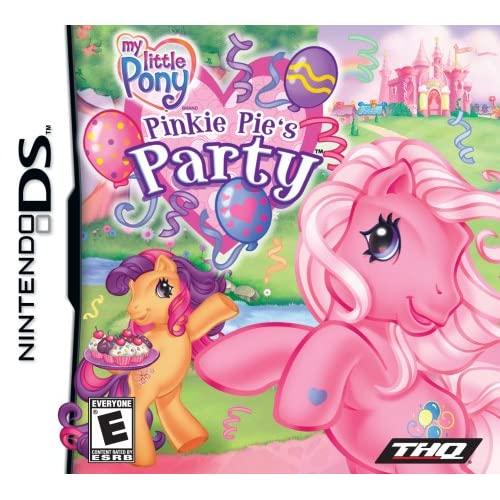 My Little Pony Pinkie Pie Party [import Anglais]