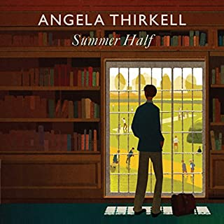Summer Half audiobook cover art