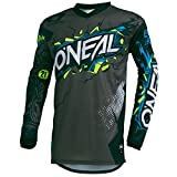 O'Neal  Element Youth Jersey VILLAIN GRAY XL