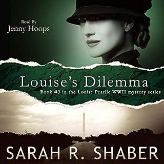 Louise's Dilemma audiobook cover art