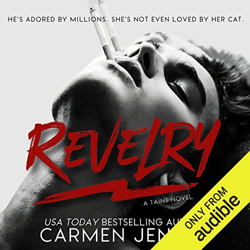 Revelry audiobook cover art
