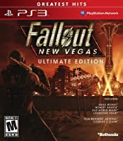 Fallout New Vegas: Ultimate Edition (Playstation 3 All BONUS Content) NEW (輸入版)