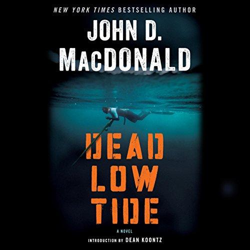 Dead Low Tide audiobook cover art
