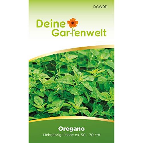 Oregano Samen (Mehrjährig) | Oreganosamen | Saatgut für Oregano-Pflanzen | Kräutersamen