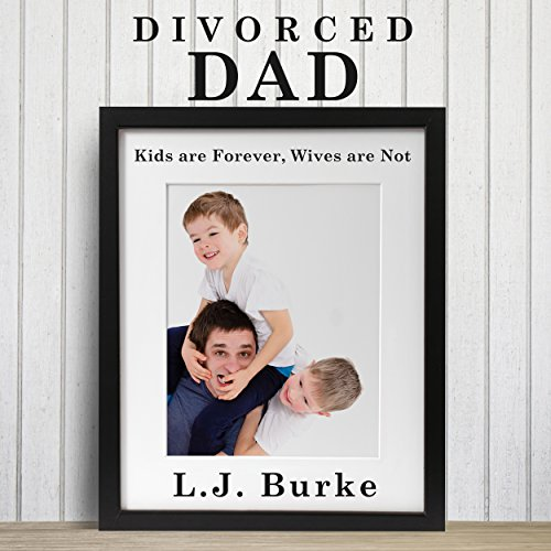 Divorced Dad audiobook cover art