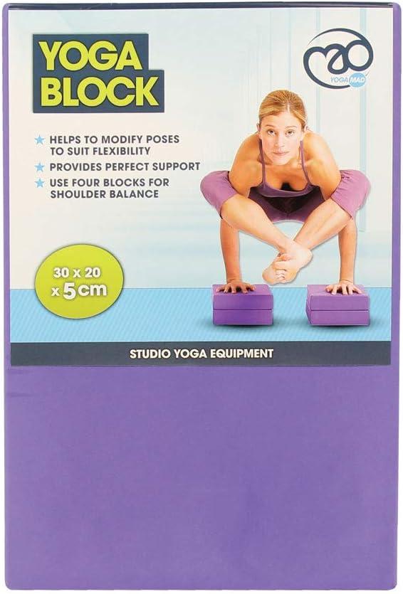 Yoga-Mad Yoga Block