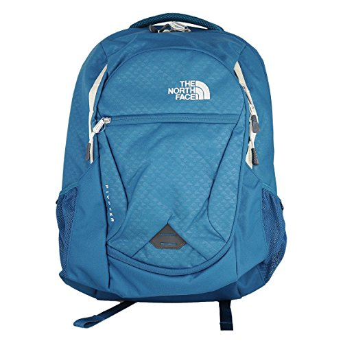 The North Face Laptoprugzak voor dames, Blue Coral Wht (meerkleurig) - NF00CHJ93QE