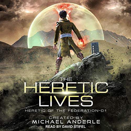 The Heretic Lives cover art