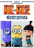Despicable Me/Despicable Me 2: Mini-Movies Collection [Edizione: Regno Unito] [ITA SUB] [Edizione: Regno Unito]