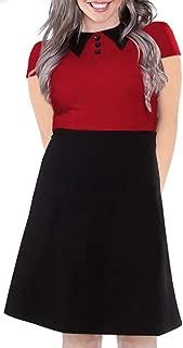 Women's Peter Pan Collar Dress