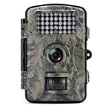Trail Game Camera MAXFUL Wildlife Hunting Camera 1080P 12MP HD with Infrared Night Vision,42pcs...