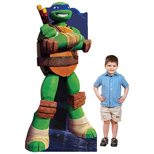 ninja turtle stand up - 4