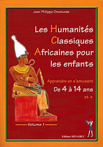 Klasikaj Afrikaj Homaroj por Infanoj: Volumo 1