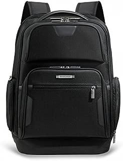 Briggs & Riley @ Work Luggage Backpack, Black, One Size