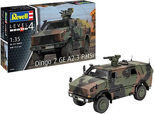 Vehicle 135 03284 Dingo 2 Ge A2.3 Patsi, REV-03284