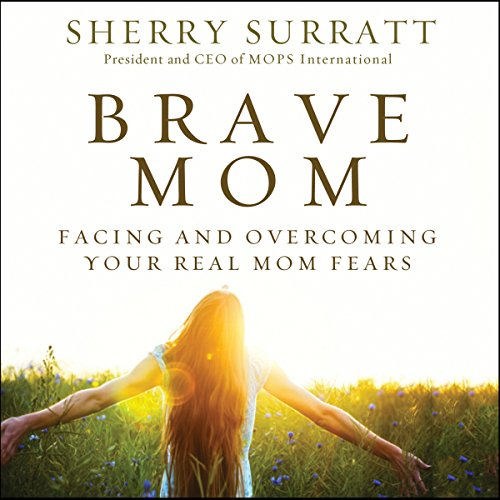 Brave Mom audiobook cover art