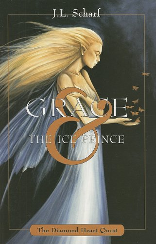 Book: Grace and The Ice Prince by J.L. Scharf