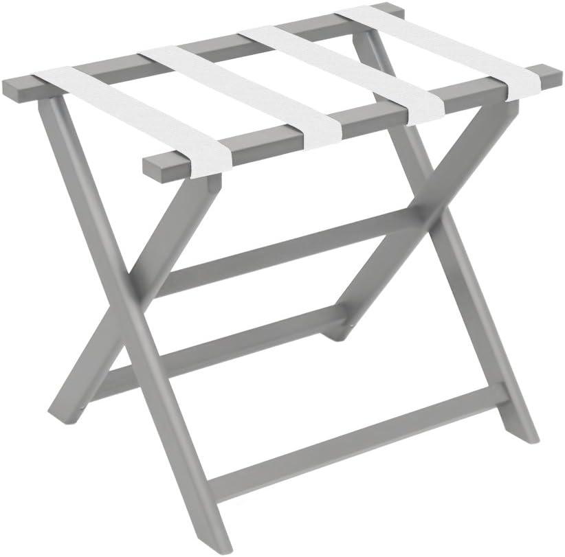 Popular Gate Ranking TOP9 House Furniture Light Grey Luggage Straight ECO Folding Leg