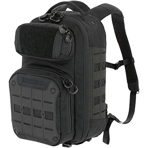 Maxpedition Gear RPTBLK Riftpoint Tactical & Duty Equipment, Black