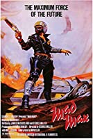 直輸入、.小ポスター米国版「マッド・マックス」 メル・ギブソン