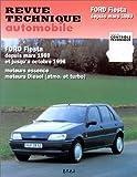 E.T.A.I - Revue Technique Automobile 512.6 - FORD FIESTA/COURRIER III - 1989 à 1996