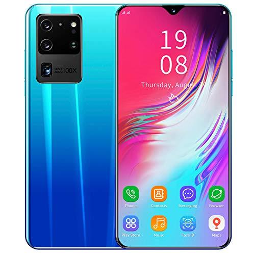 "Xiuganpo Smartphones desbloqueados, Pantalla HD de 6.26 ""1 + 8GB Dual SIM Teléfonos celulares desbloqueados Teléfono móvil Reconocimiento Facial Teléfonos desbloqueados(#1)"
