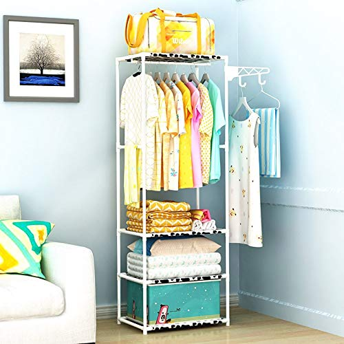 LESHARED eenvoudige multifunctionele jas Rack slaapkamer garderobe garderobe garderobe kleding Hanger woonkamer opslag plank minimalistische moderne woonmeubels