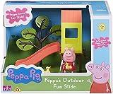 Peppa Pig Outdoor Fun Scorrevole Playset Peppa Peppa con Figura