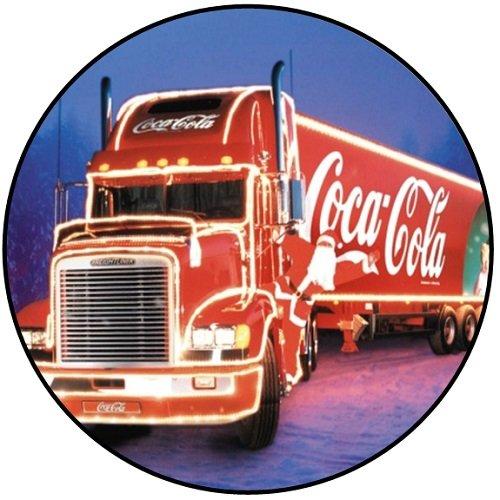 SPQR Craft Coca Cola Kerstmis - Badges / Magneten / Sleutelhanger Fles Openers - Kerstmis (Badge (58mm)) (Sleutelhanger Fles Opener (58mm)) (Sleutelhanger Fles Opener (58mm))