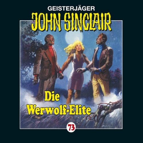 Die Werwolf-Elite audiobook cover art