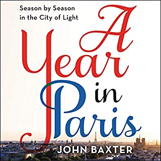 A Year in Paris cover art