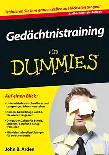Gedächtnistraining für Dummies