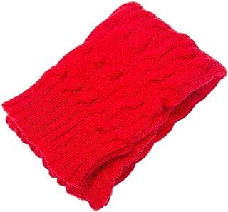 GAOYUE Calentadores de piernas cálidos de Invierno para Mujer Calcetines Largos de Ganchillo de Punto Calcetines hasta la Rodilla Calcetines de Botas Calentador de piernas # C20, G, Estados Unidos
