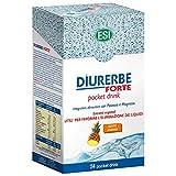 ESI Diurerbe Forte Pocket Drink Sabor PiñaComplemento Alimenticio - 24 Unidades