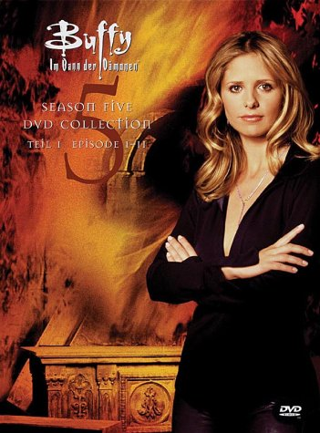 Buffy - Im Bann der Dämonen: Season 5.1 Collection